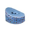 Totlings® Snugglish Bean Bag Kids Velvet Novelty Chair