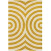 Thomas Paul Tufted Pile Yellow Area Rug