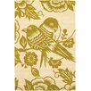 Thomas Paul Tufted Pile Love Birds Rug