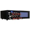 AKDY 8 Bottle Single Zone Wine Refrigerator