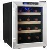 AKDY 12 Bottle Single Zone Wine Refrigerator