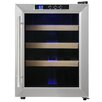 AKDY 12 Bottle Single Zone Wine Refrigerator