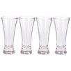 Chenco Inc. 12 Oz. Pilsner Glass (Set of 4)