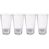 Chenco Inc. Jazz 18 Oz. Highball Glass (Set of 4)