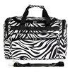 "World Traveler Zebra 19"" Shoulder Duffel"