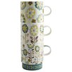 Fairmont and Main Ltd 3 Piece Stacking Mug Set