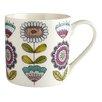 Fairmont and Main Ltd Retro Flower Mug (Set of 4)