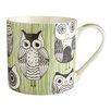 Fairmont and Main Ltd Owl Mug (Set of 4)