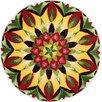 Grund Teppich Mandala of Life