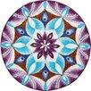 Grund Teppich Mandala