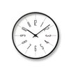 Lemnos Tower Wall Clock