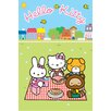 Boeing Carpet GmbH Hello Kitty Multi-Coloured Outdoor Area Rug