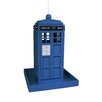 Garden Bazaar Police Box Bird Feeder
