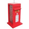 Garden Bazaar Post Box Peanut Bird Feeder