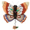 Allen Design Butterfly Clock