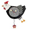 Allen Design Flew the Coop Clock