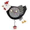 Allen Design Flew the Coop Clock