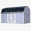 Handy Home Berkely 11 Ft. W x 18 Ft. D Wood Storage Shed