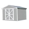 Handy Home Somerset 10 Ft. W x 12 Ft. D Wood Storage Shed