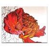 "Artist Lane Leinwandbild ""Red"" von Olena Kosenko, Grafikdruck"