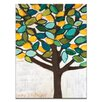 Artist Lane Lemon Tree by Anna Blatman Art Print on Canvas