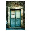 Artist Lane Doors of Italy - Doppie Porte by Joe Vittorio Photographic Print Wrapped on Canvas