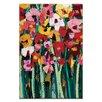 """Artist Lane Leinwandbild """"Blooms 2"""" von Anna Blatman, Kunstdruck"""