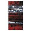 """Artist Lane Leinwandbild """"Black Holes and Other Dark Matter 3"""" von Katherine Boland, Kunstdruck"""