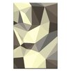 "Artist Lane Leinwandbild ""Shard Contempo"" von Ayarti, Grafikdruck"