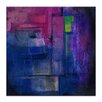 Artist Lane Transitions by Kathy Morton Stanion Art Print Wrapped on Canvas