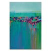 Artist Lane Dream by Catherine Fitzgerald Art Print Wrapped on Canvas