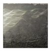 "Artist Lane Leinwandbild ""Light 2"" von Gill Cohn, Grafikdruck in Grau"