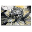 Artist Lane White Waratah by Olena Kosenko Graphic Art Wrapped on Canvas