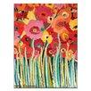 """Artist Lane Leinwandbild """"Spring Blooms"""" von Anna Blatman , Bilddruck"""