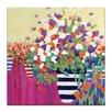 """Artist Lane Leinwandbild """"Florist Haven"""" von Catherine Fitzgerald, Kunstdruck"""