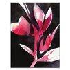 Artist Lane Organic Impressions No.14 by Kathy Morton Stanion Art Print Wrapped on Canvas