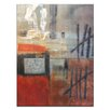 Artist Lane Time and Again #4 by Katherine Boland Art Print Wrapped on Canvas