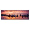 Artist Lane Sailors Warning by Andrew Brown Photographic Print Wrapped on Canvas