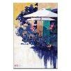 """Artist Lane Leinwandbild """"Memory Lane"""" von Catherine Fitzgerald, Kunstdruck"""