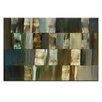 Artist Lane Near and Far 4 by Katherine Boland Art Print Wrapped on Canvas in Brown