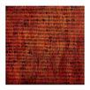 Artist Lane Leinwandbild Burnt Orange Grid 1 Bilddruck von Katherine Boland