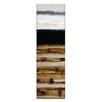 """Artist Lane Leinwandbild """"Translucent Nature Triptych 3"""" von Katherine Boland, Kunstdruck"""