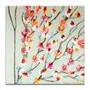 """Artist Lane Leinwandbild """"Magnolia 2"""" von Anna Blatman, Kunstdruck"""