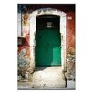 Artist Lane Doors of Italy - Porte Della Stalla by Joe Vittorio Photographic Print Wrapped on Canvas