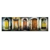 Artist Lane Doors of Italy - Le Porte Gialle by Joe Vittorio Photographic Print on Canvas
