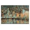 """Artist Lane Leinwandbild """"Yarra View"""" von Jennifer Webb, Kunstdruck"""