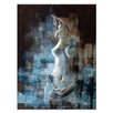 Artist Lane Solitude-Giclee by Jennifer Webb Art Print Wrapped on Canvas