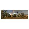 """Artist Lane Leinwandbild """"Nowhere over the Rainbow"""" von Andrew Brown, Fotodruck"""