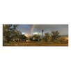 Artist Lane Leinwandbild Nowhere over the Rainbow Fotodruck von Andrew Brown