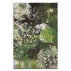 Artist Lane Autumn by Sally Adams Art Print on Canvas